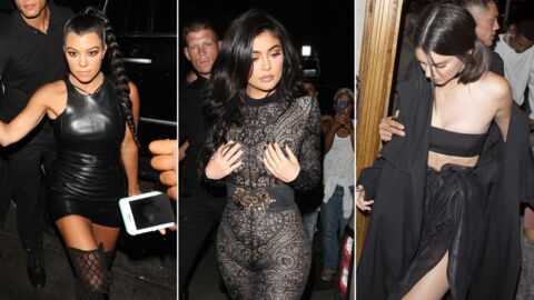 PHOTOS Kim, Khloé, Kendall… les Kardashian-Jenner super sexy pour l'anniversaire de Kylie