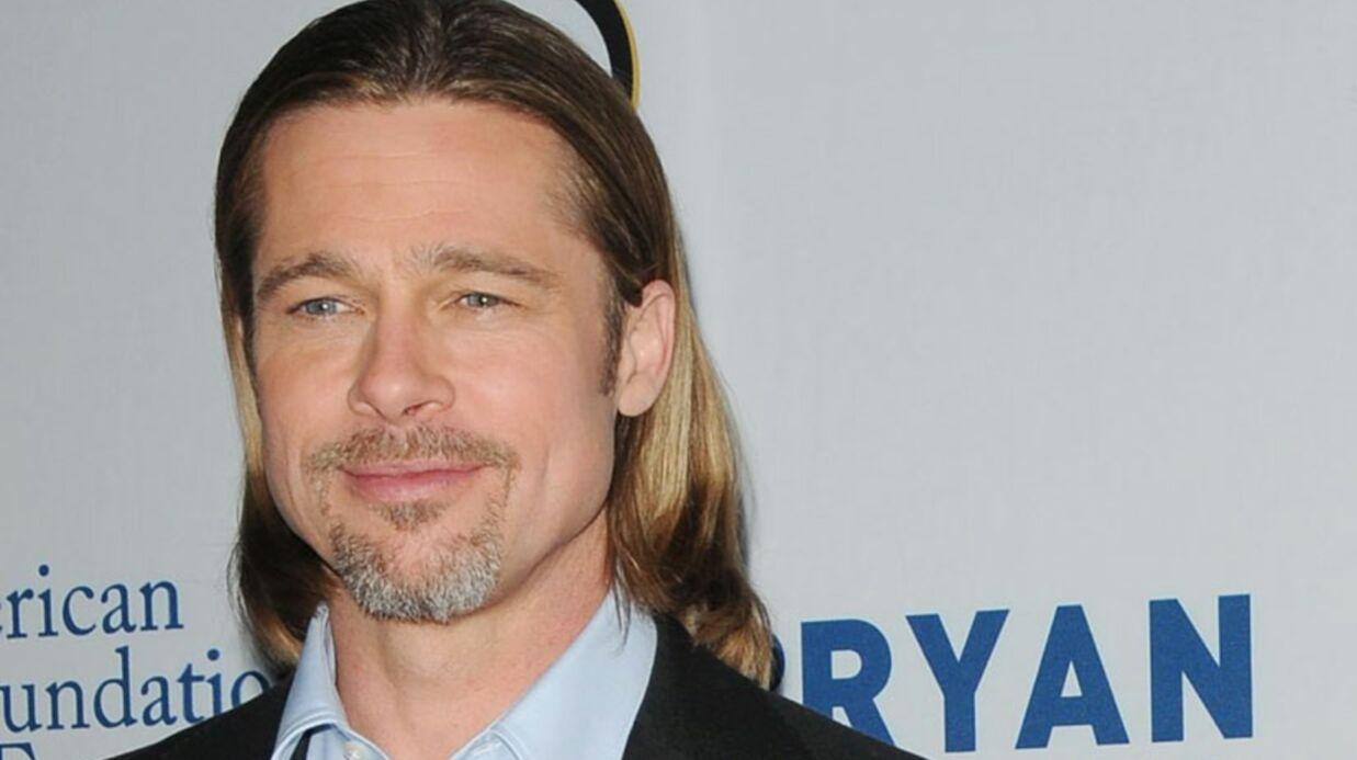Brad Pitt: son coup de cœur pour Bérénice Bejo