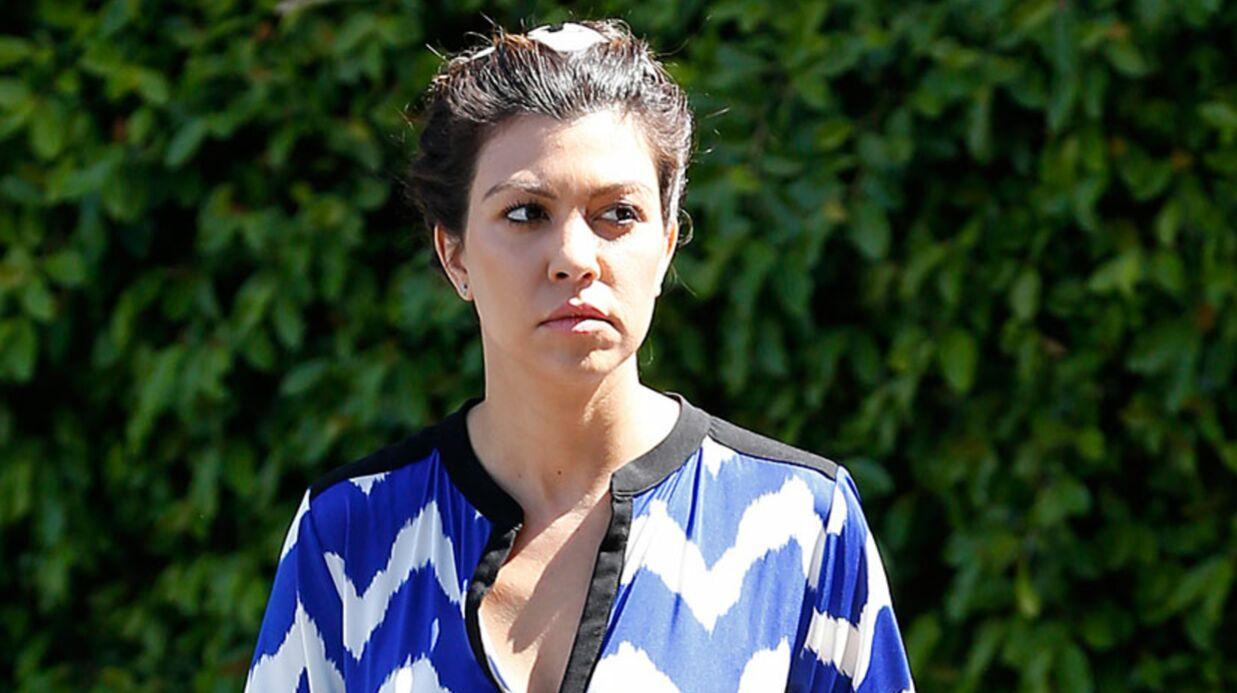 Kourtney Kardashian: bientôt mère porteuse pour sa soeur?