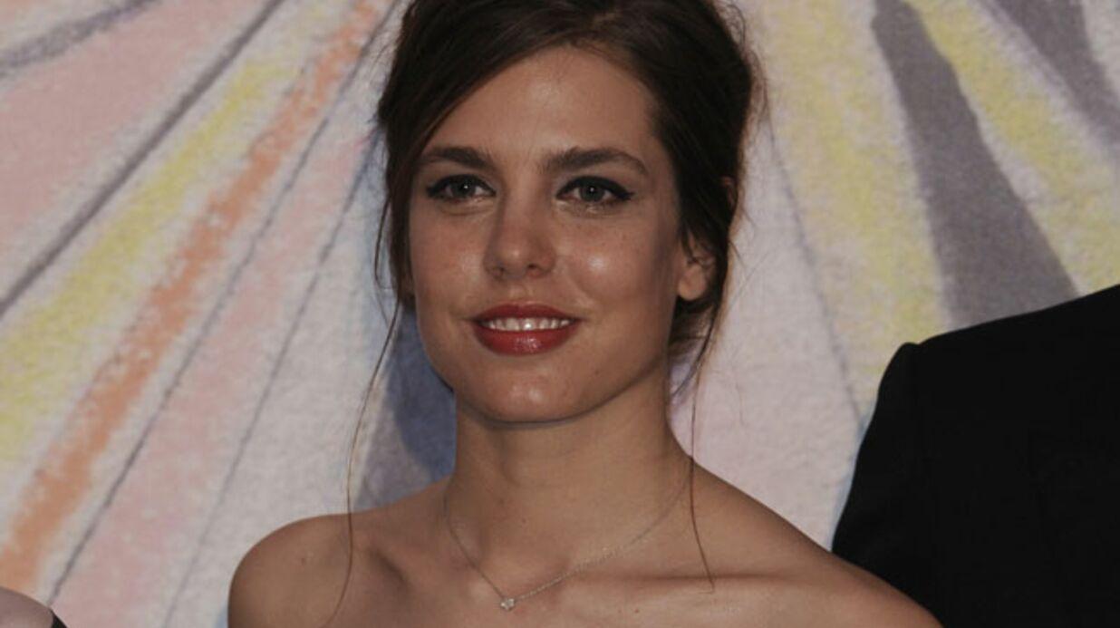 PHOTOS Après la naissance de son fils, Charlotte Casiraghi renoue avec sa passion