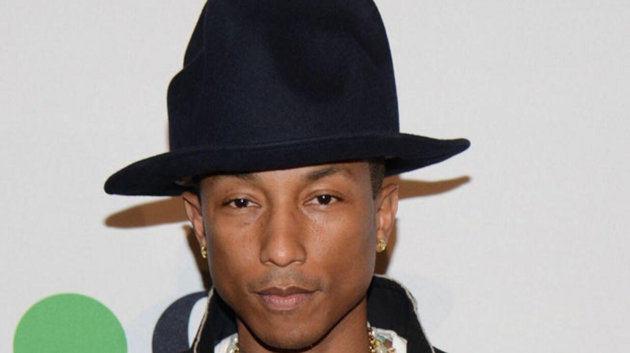 Pharrell Williams devient juré de The Voice aux Etats-Unis
