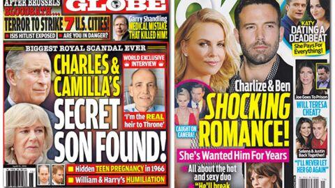 En direct des US: tout sur le fils caché du Prince Charles et Camilla