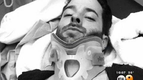 Un acteur des Feux de l'amour renversé par une voiture puis passé à tabac