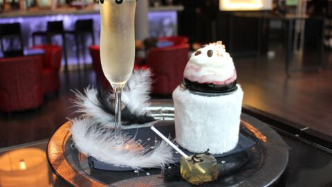 MODE Molly Bracken lance ses fashion cocktails, en partenariat avec l'hôtel Renaissance