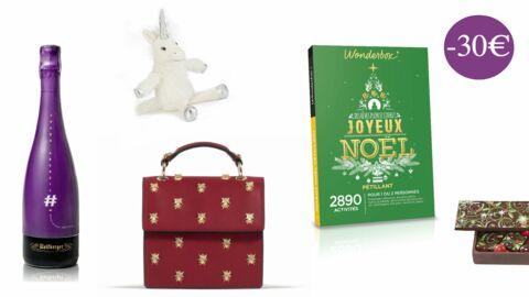 Spécial Fêtes: notre sélection de cadeaux de Noël à moins de 30€
