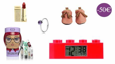 Spécial Fêtes: notre sélection de cadeaux de Noël à moins de 50€