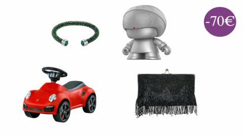 Spécial fêtes: notre sélection de cadeaux de Noël à moins de 70€