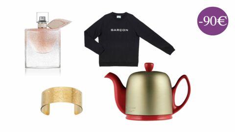 Spécial fêtes: notre sélection de cadeaux de Noël à moins de 90 euros