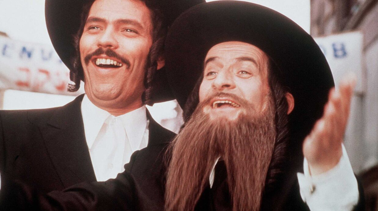 Le film culte Les Aventures de Rabbi Jacob va avoir une suite!