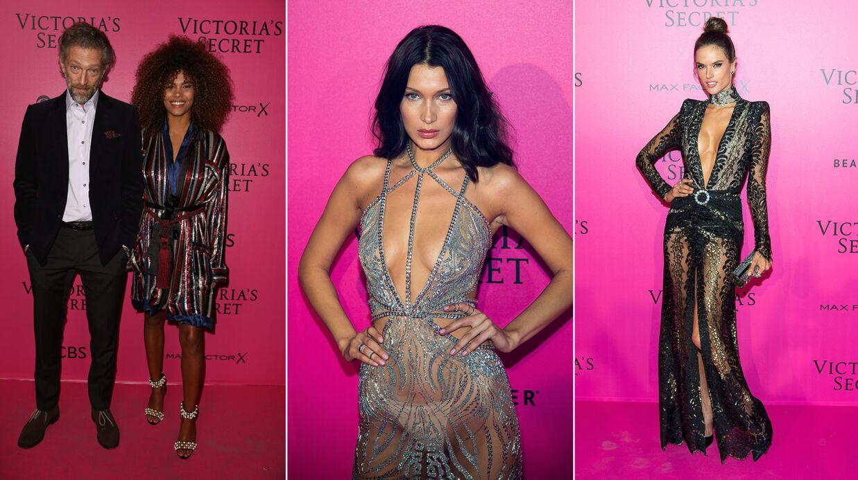 PHOTOS Vincent Cassel amoureux, Bella Hadid et les Anges ultra sexy pour Victoria's Secret