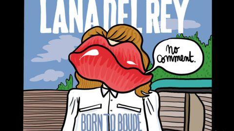 Louison a croqué: Lana Del Rey qui boude la France