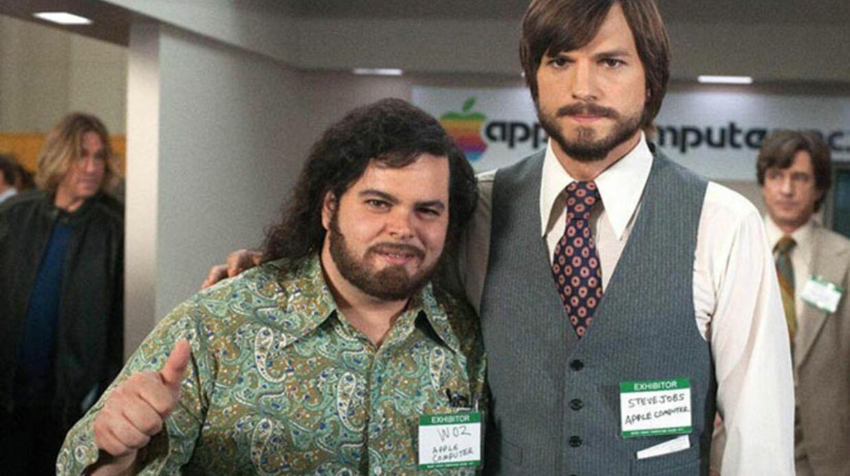 PHOTOS L'incroyable ressemblance entre Ashton Kutcher et Steve Jobs