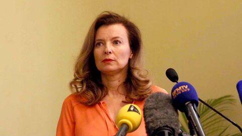 Valérie Trierweiler ne souhaite plus donner d'interviews