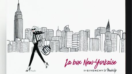 Givenchy x My Little Box : la box new-yorkaise