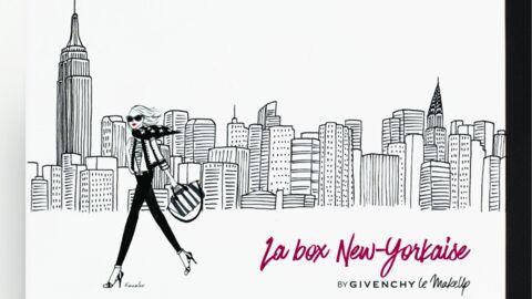 Givenchy x My Little Box: la box new-yorkaise