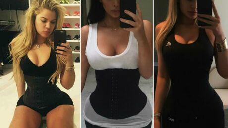 J'achète ou pas? Le waist training, le corset gaînant des people