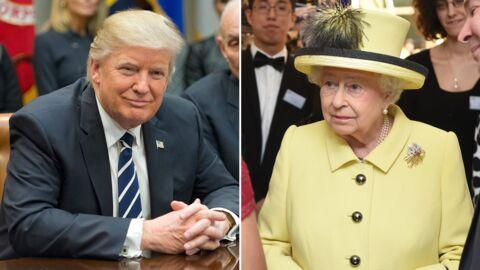 La reine Elizabeth II «dans une position embarrassante» à cause de la visite de Donald Trump