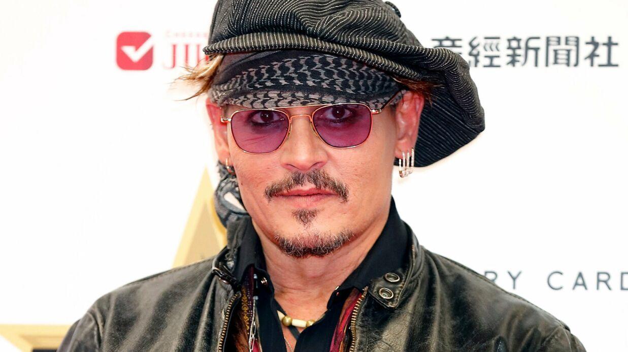 Johnny Depp est ruiné, son train de vie extravagant lui coûterait 2 millions de dollars par mois