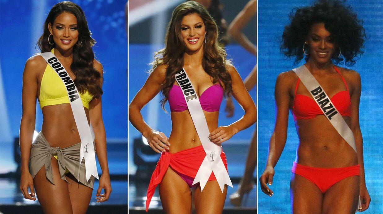 PHOTOS Miss Univers: découvrez les 12 finalistes du concours contre qui Iris Mittenaere a gagné