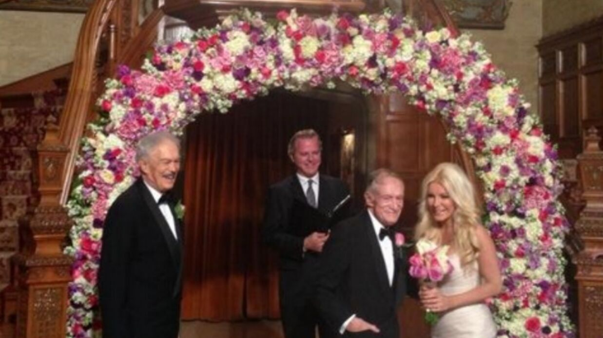 Hugh Hefner se remarie à 86 ans