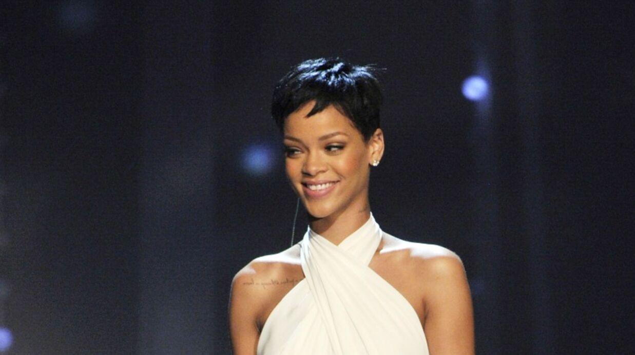 Rihanna élue pire actrice de l'année 2012