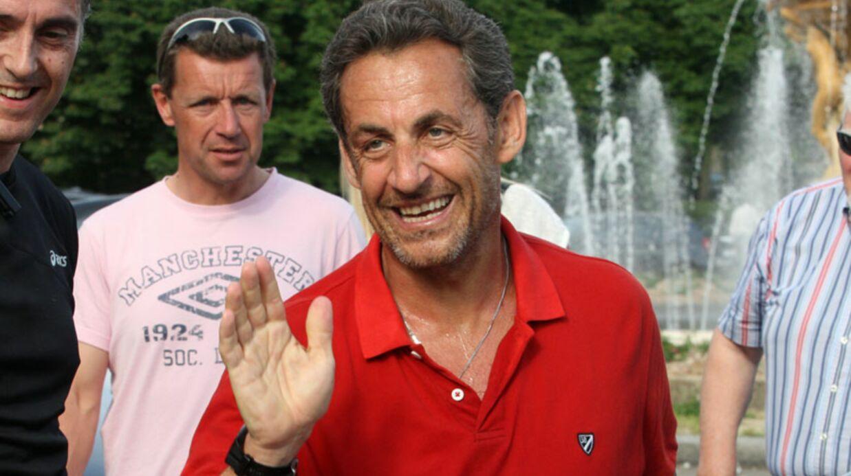 Nicolas Sarkozy: plus cool la vie!