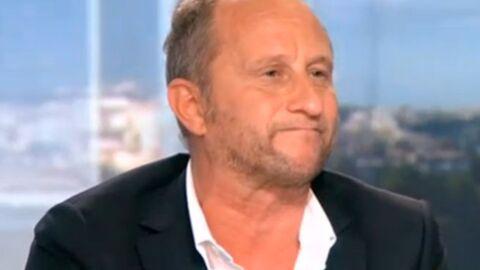 VIDEO L'étrange comportement de Benoît Poelvoorde face à Claire Chazal