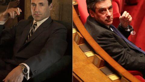 François Fillon révèle qu'on lui trouve une ressemblance avec… Don Draper de Mad Men
