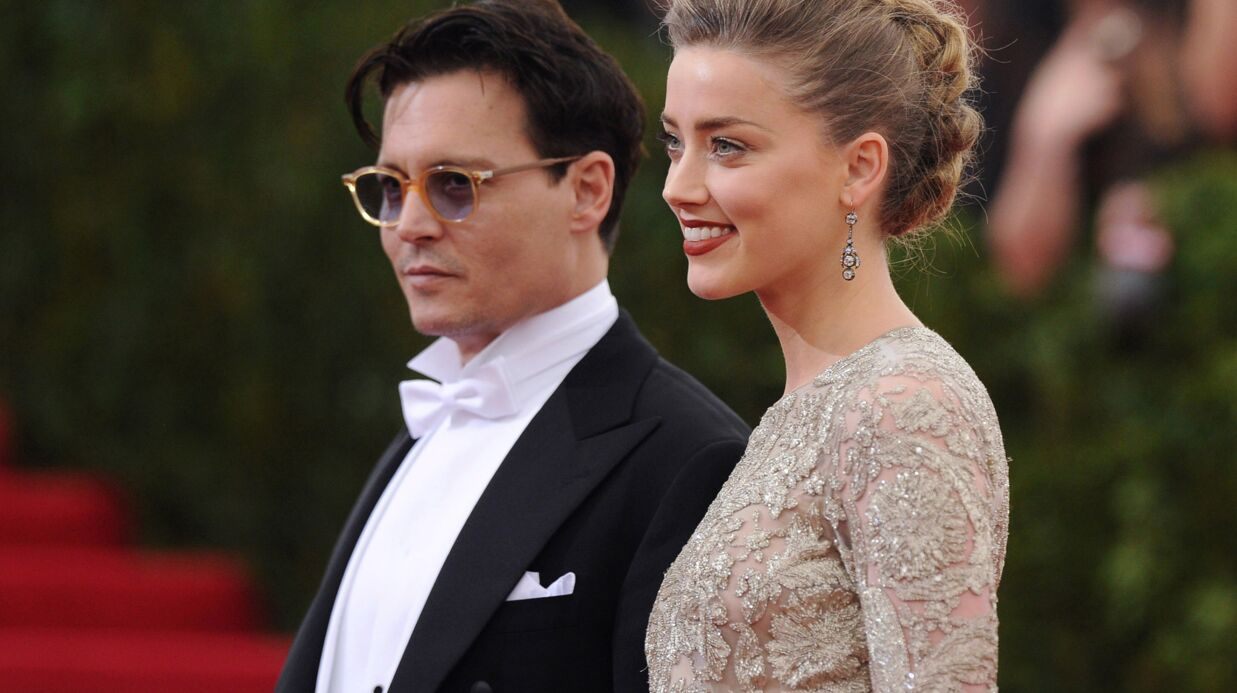 Johnny Depp envisage d'avoir des enfants avec Amber Heard