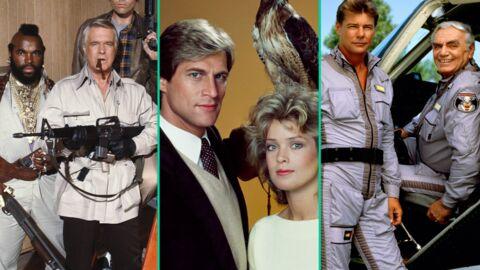 DIAPO Code Quantum, L'Agence tous risques… Que sont devenus nos héros des séries des 80's?