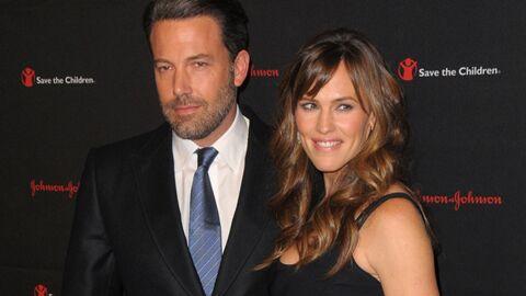 Ben Affleck et Jennifer Garner annoncent leur divorce!