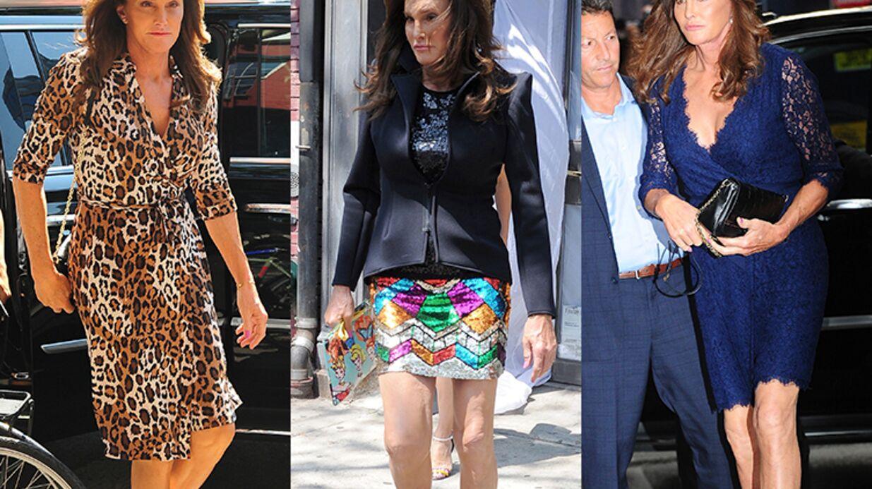 DIAPO Caitlyn Jenner: mini-jupe, talons… Ses premiers looks en tant que femme