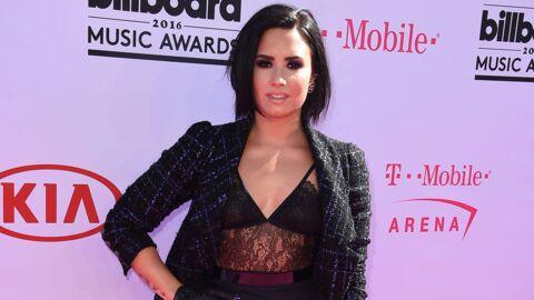 PHOTOS Demi Lovato pose entièrement nue pour la pochette de son nouveau single