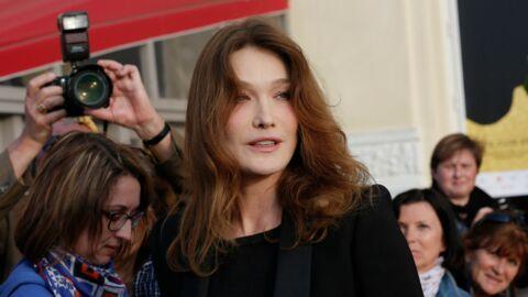 Carla Bruni débarque sur Instagram, aidée par Capucine Anav et Louis Sarkozy