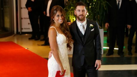 PHOTOS Lionel Messi s'est marié avec Antonella devant Shakira!