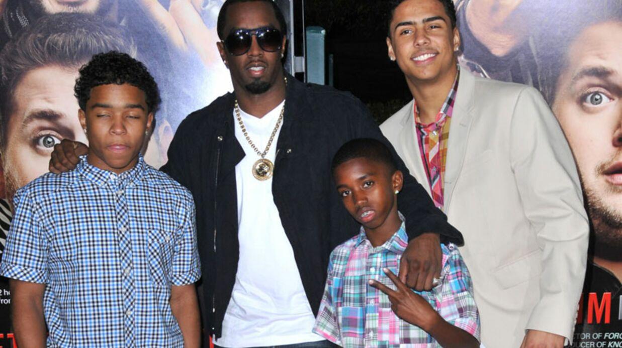 Le fils de P. Diddy est boursier alors que son père est millionnaire