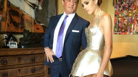 PHOTOS Sylvester Stallone: sa fille se lance dans le mannequinat