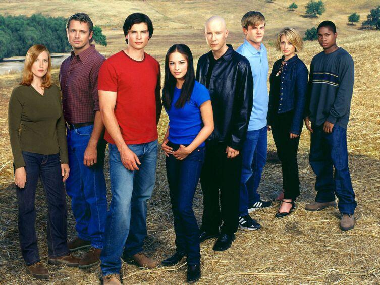 DIAPO Smallville : que sont devenus les acteurs de la ...