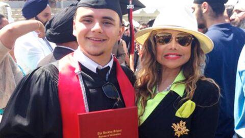 PHOTOS Prince Jackson diplômé avec mention