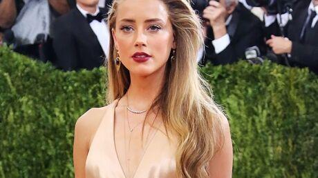 Amber Heard dévoile de nouvelles photos des blessures que lui aurait infligées Johnny Depp
