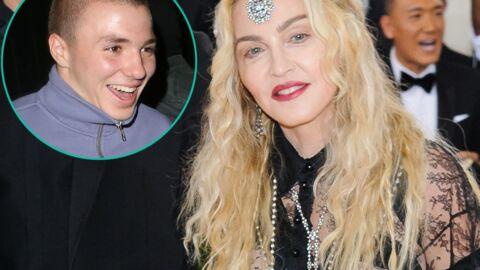 Madonna renoue avec le bonheur: son fils Rocco est revenu vivre chez elle à New York