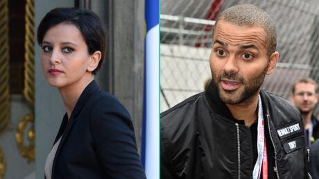 Najat Vallaud-Belkacem se réjouit que Tony Parker la soutienne, il précise que ce n'est pas le cas