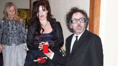 Tim Burton distribue des cartons rouges à sa femme