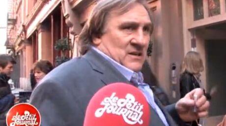 Pour Gérard Depardieu, DSK «est un cas difficile»