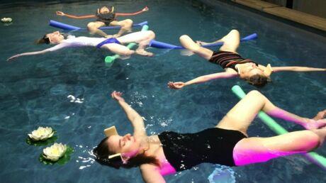 L'Aqua-Yoga, détente et relaxation dans l'eau
