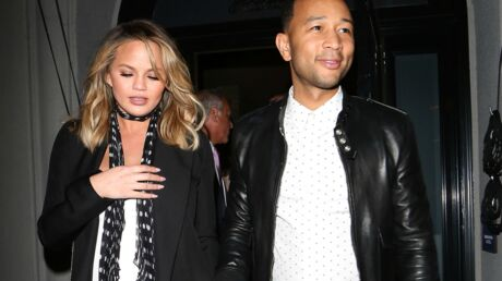 PHOTO Chrissy Teigen et John Legend postent une photo trop mignonne de leur fille