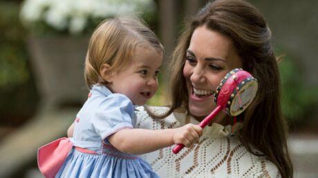 PHOTO La famille royale britannique publie un nouveau cliché de la princesse Charlotte
