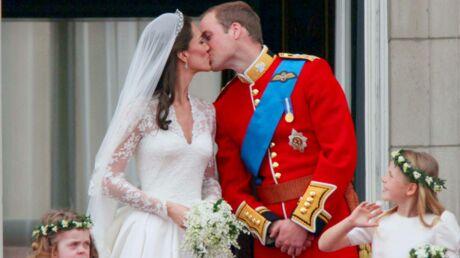 Kate Middleton rencontre ceux qui ont créé sa robe de mariée