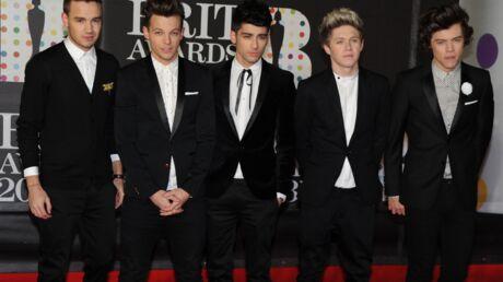 Les One Direction élus pire groupe de l'année aux NME Awards