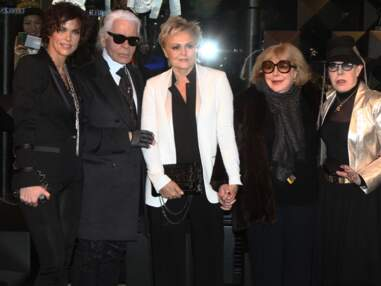 Ouverture du concept store de Karl Lagerfeld avec plein de people